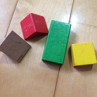 積み木セット 木製 - おもちゃ
