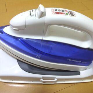 Panasonic コードレススチームアイロン NI-L63 パ...