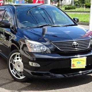 トヨタ ハリアー 2.4 240G Lパッケージ 4WD 夏冬タ...