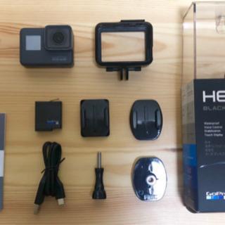【付属品多数】GoPro hero5 Black