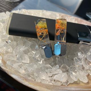 【水中花】エアバルブキャップ オーダー