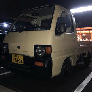 スバル サンバートラック 車検32/11 5速マニュアル!