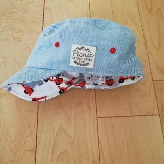 ☆ベビー帽子 46㎝