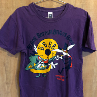 ブラックボトムブラスバンド Tシャツ