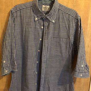 【UNITED ARROWS】美品!メンズチェックシャツ