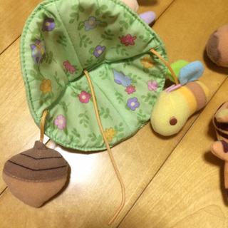 タカラトミー ベビープー やわらかガラガラメリー - 子供用品