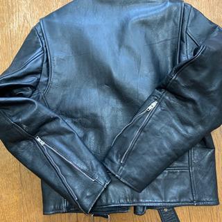 サンフランシスコ ライダースジャケット