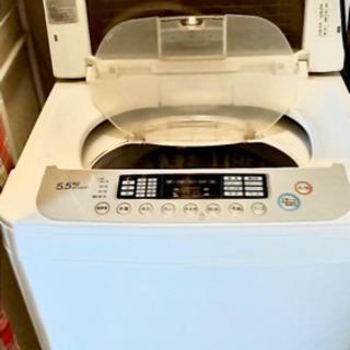 【急募】LG製 全自動洗濯機お譲りします(引き取り日時希望有り)