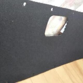 NV350キャラバン リヤハッチ内張りパネル