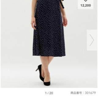 GU 人気スカート