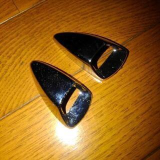 メッキウォッシャーカバー2個(カー用品)