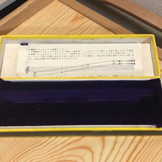 古いトンボハーモニカの空箱❗️箱入りトンボハーモニカ2個‼️