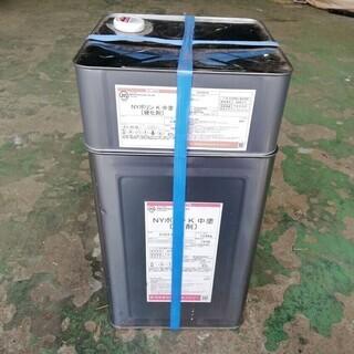 神東塗料 NYポリンK 中塗 基剤・硬化剤 19年製 未使用
