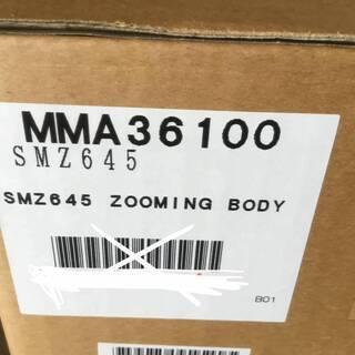 NIKON MMA36100【SMZ645】ズーミングボディ