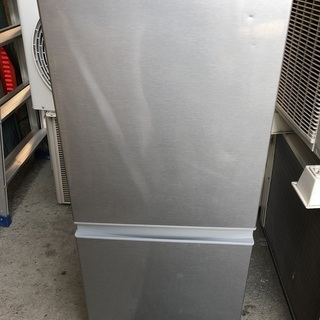 102d 一人暮らしにぴったり!2ドア冷蔵庫 2018年AQR-...