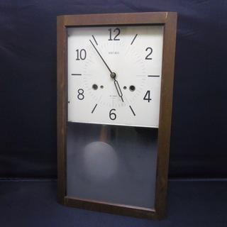 中古品 SEIKO セイコー 30DAY 壁掛け時計 ボン…