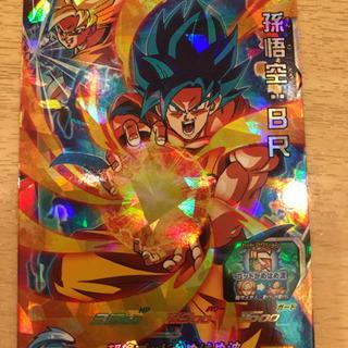 ドラゴンボールヒーローズUM10-060 孫悟空:BR