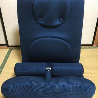 ミズノ 腹筋座椅子 紺色
