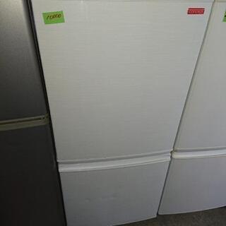 シャープノンフロン冷凍冷蔵庫⑰