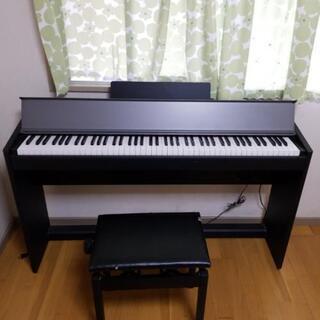 ローランド F100電子ピアノ(高低椅子付き)