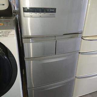 日立ノンフロン冷凍冷蔵庫㋓