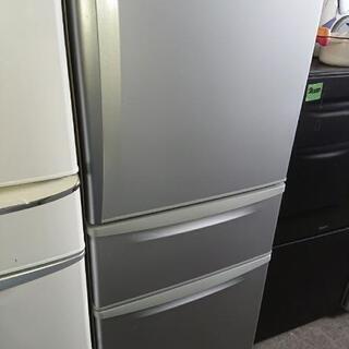 Panasonicノンフロン冷凍冷蔵庫㋕