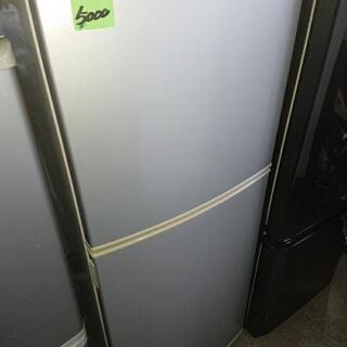 MORITAノンフロン冷凍冷蔵庫㋘