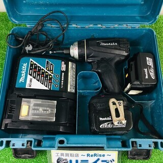 マキタ 充電式4モードインパクトドライバー TP131D 充電器...