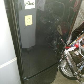 三菱ノンフロン冷凍冷蔵庫㋙