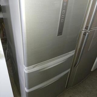Panasonicノンフロン冷凍冷蔵庫㋚