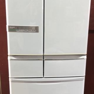 SHARP 440L 冷蔵庫 2012年製 お譲りします。