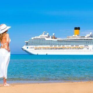 卒業旅行、ハネムーン、家族旅行、定年退職旅行など、豪華客船の旅を...