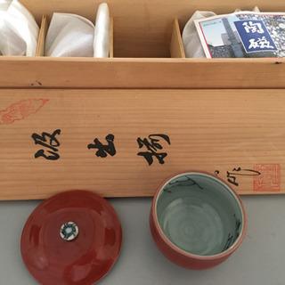 蓋付き茶碗 5客