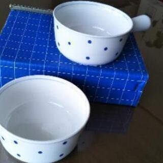 値下げ◇未使用◆ IVY GARDEN 片手スープ 2点◆