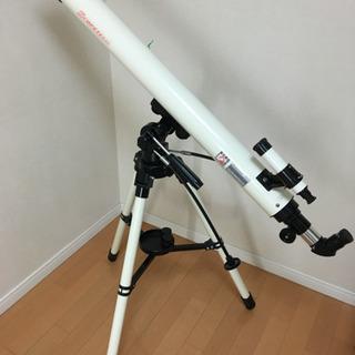 天体望遠鏡 スコープテック アトラス80