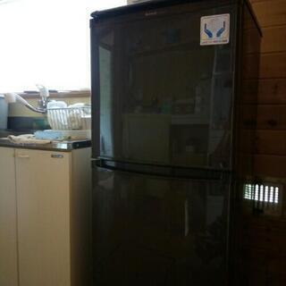 ナショナルの冷蔵庫 nr-b13t1