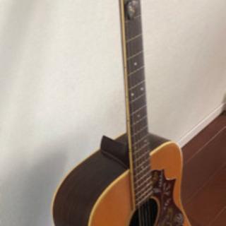 Morrisギター(ケース付き)