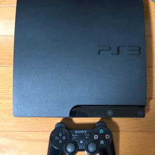PS3本体⭐︎コントローラー⭐︎付属品あり