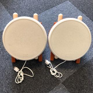 Wii 太鼓の達人 タタコン 2個セット +おまけ