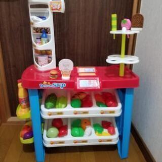 おもちゃ お店やさんごっこ