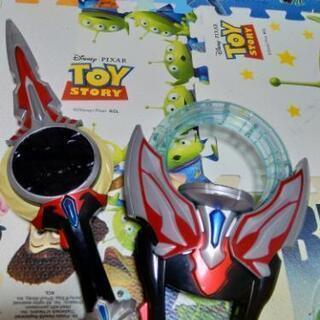 ウルトラマンオーブおもちゃ