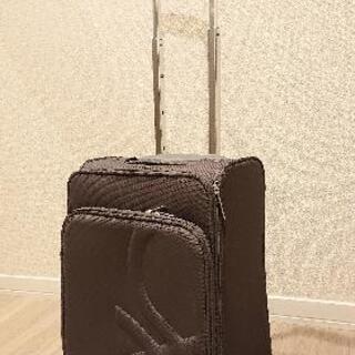 【中古・無料】1~2泊用キャリーケース