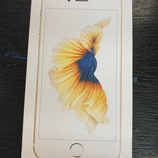 新品 iPhone6s 32gb ゴールド 【SIMフリー】