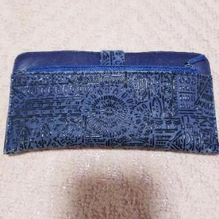 印伝 長財布