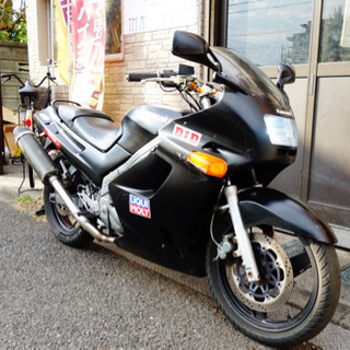 カワサキ ZZR250 カスタム 単車