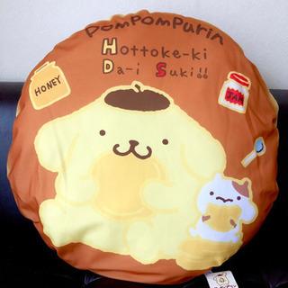 【新品】ポムポムプリン ホットケーキクッション