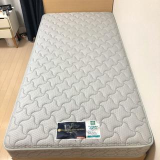 【美品】フランスベッド  France Bed マットレス付き ...