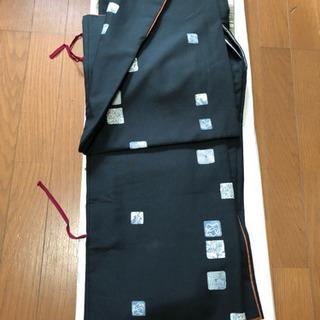 洗える着物 帯 帯締め のセット