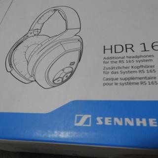 HDR165(SENNHEISER/ゼンハイザー)ワイアレス・ヘ...