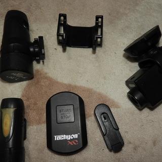 ジャンクのカメラ3台